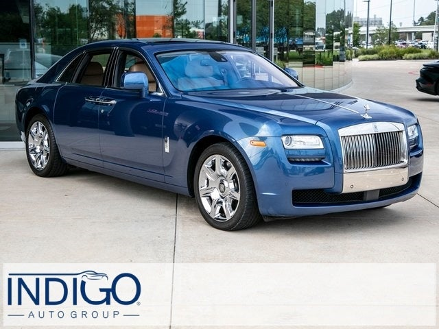 2011 Rolls-Royce Ghost in Houston, TX | Houston Rolls ...