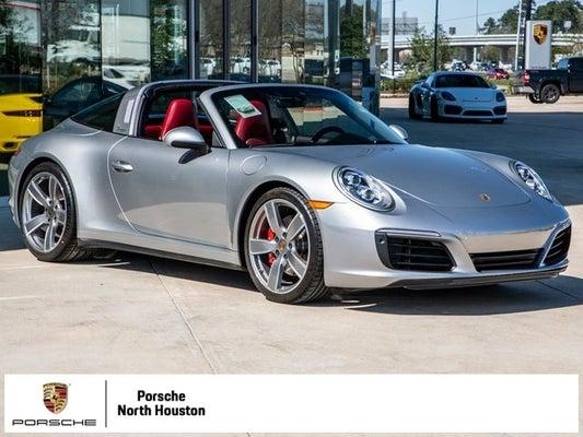 2019 Porsche 911 Targa 4s In Houston Tx Houston Porsche 911 Mclaren Houston